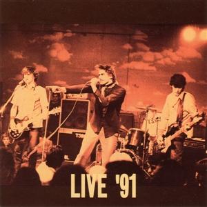 T.S.O.L. - LIVE 91                                          0