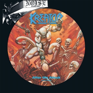 KREATOR - AFTER THE ATTACK (PICTURE DISC)