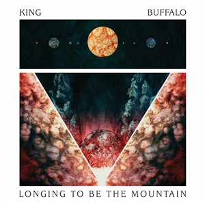 KING BUFFALO - LONGING TO BE THE MOUNTAIN (SILVER VINYL)