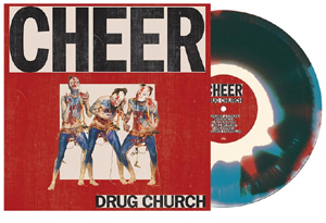 DRUG CHURCH - CHEER (SEABLUE VINYL)