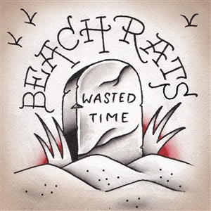 BEACH RATS - WASTED TIME EP (BROWN VINYL)