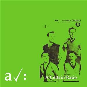 A CERTAIN RATIO - THE GRAVEYARD AND THE BALLROOM LTD.