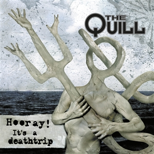 QUILL, THE - HOORAY! IT`S A DEATHTRIP (LP+CD)