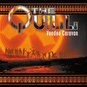 QUILL, THE - VOODOO CARAVAN (LP+CD)
