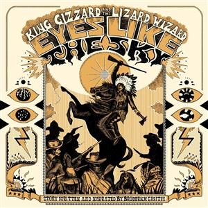KING GIZZARD & THE LIZARD WIZARD - EYES LIKE THE SKY (ORANGE VINYL)