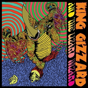 KING GIZZARD & THE LIZARD WIZARD - WILLOUGHBY'S BEACH EP (RED VINYL)