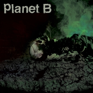 PLANET B - PLANET B (GREEN/BLACK SWIRL)