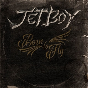 JETBOY - BORN TO FLY (GATEFOLD/TRANSPARENT RED)