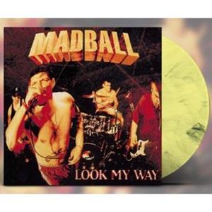 MADBALL - LOOK MY WAY (YELLOW/BLACK VINYL)