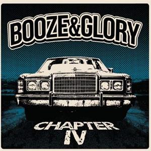 BOOZE & GLORY - CHAPTER IV (COLOURED VINYL)