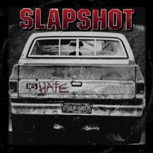 SLAPSHOT - 16 VALVE HATE