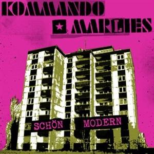 KOMMANDO MARLIES - SCHÖN MODERN EP (LIM.ED./SILKSCREEN)