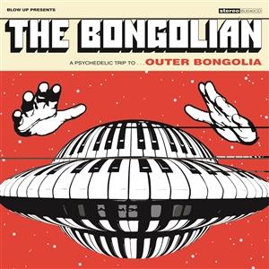 BONGOLIAN, THE - OUTER BONGOLIA (CLEAR VINYL)