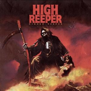 HIGH REEPER - HIGHER REEPER (SPLATTER)