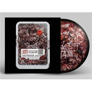 NAPALM DEATH - APEX PREDATOR-EASY MEAT - PICTURE DISC