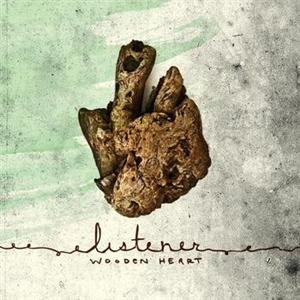 LISTENER - WOODEN HEART (BLACK VINYL)