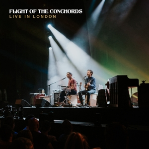 FLIGHT OF THE CONCHORDS - LIVE IN LONDON (MC)