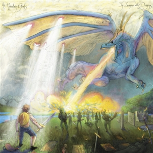 MOUNTAIN GOATS, THE - IN LEAGUE WITH DRAGONS -LIMITED PEAK EDITION-