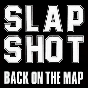 SLAPSHOT - BACK ON THE MAP (RED 2019 VINYL)