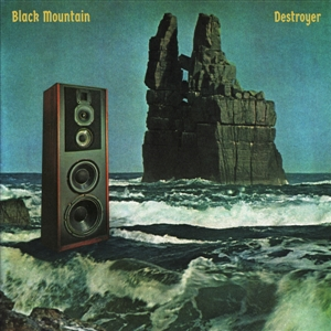 BLACK MOUNTAIN - DESTROYER (LIMITED WHITE VINYL)