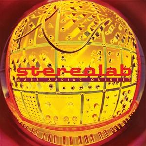 STEREOLAB - MARS AUDIAC QUINTET (GATEFOLD 3LP+POSTER)