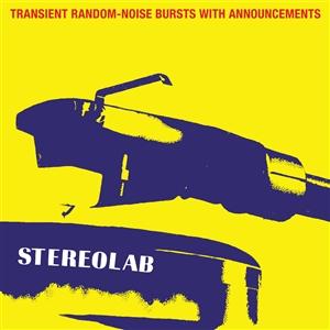 STEREOLAB - TRANSIENT RANDOM NOISE...(GATEFOLD 3LP+POSTER)