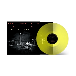 FONTAINES D.C. - DOGREL LTD.ED.(TRANSPARENT YELLOW)