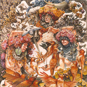 BARONESS - GOLD & GREY (INDIE EDITION)