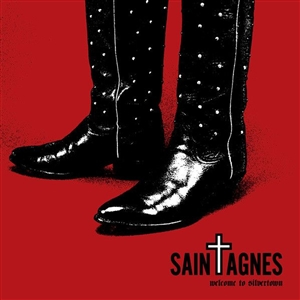SAINT AGNES - WELCOME TO SILVERTOWN (LTD. WHITE VINYL)