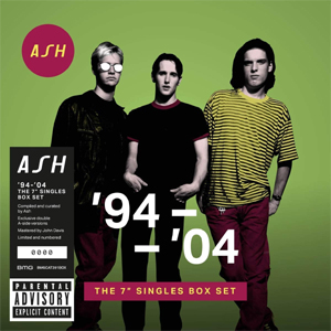ASH - '94-'04-THE 7