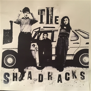 SHADRACKS, THE - TRANQUIL SALVATION EP