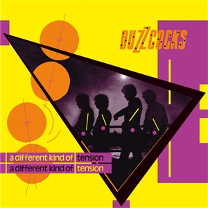 BUZZCOCKS - A DIFFERENT KIND OF TENSION (HEAVYWEIGHT)