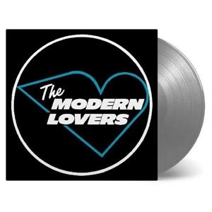 MODERN LOVERS, THE - MODERN LOVERS (LTD SILBERNES VINYL)