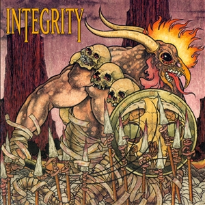 INTEGRITY - HUMANITY IS THE DEVIL (WHITE VINYL)