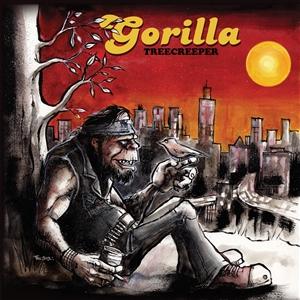 GORILLA - TREECREEPER (SPLATTER)