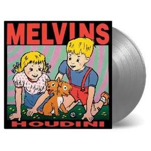 MELVINS - HOUDINI (LTD SILBERFARBENES VINYL)