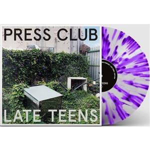 PRESS CLUB - LATE TEENS (LAVENDER SPLATTER)