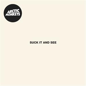 ARCTIC MONKEYS - SUCK IT AND SEE (LTD 7INCH)