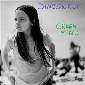 DINOSAUR JR. - GREEN MIND (DELUXE EXPANDED GATEFOLD)