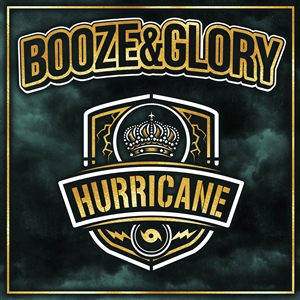BOOZE & GLORY - HURRICANE (WHITE VINYL)