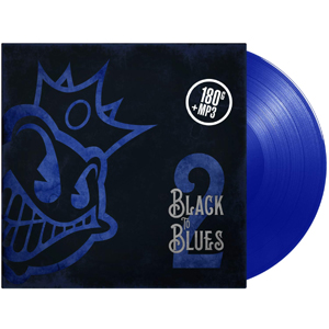 BLACK STONE CHERRY - BLACK TO BLUES II (BLUE VINYL)