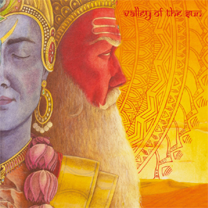 VALLEY OF THE SUN - OLD GODS (TRANSLUCENT RED VINYL)