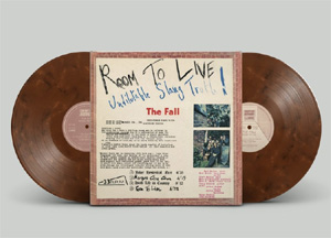 FALL, THE - ROOM TO LIVE (MARBLE COLOURED VINYL)