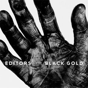 EDITORS - BLACK GOLD (WHITE VINYL)