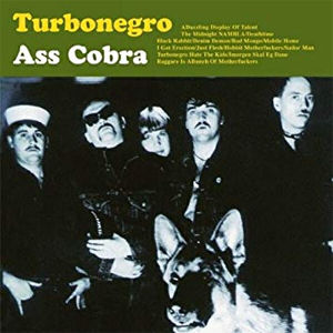 TURBONEGRO - ASS COBRA (BLACK VINYL)