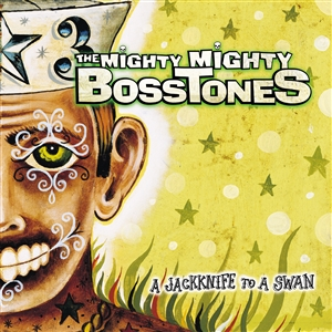 MIGHTY MIGHTY BOSSTONES, THE - A JACKNIFE TO SWAN -LTD. NEON YELLOW VINYL-