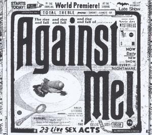 AGAINST ME! - 23 LIVE SEX ACTS