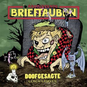 ABSTÜRZENDE BRIEFTAUBEN - DOOFGESAGTE LEBEN LÄNGER(LP + CD)