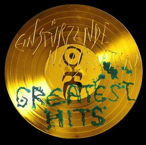 EINSTÜRZENDE NEUBAUTEN - GREATEST HITS(+DOWNLOADCODE)