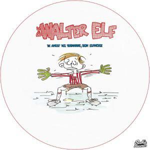 WALTER ELF - DIE ANGST DES TORMANNS (LTD PICTURE LP EDITION)
